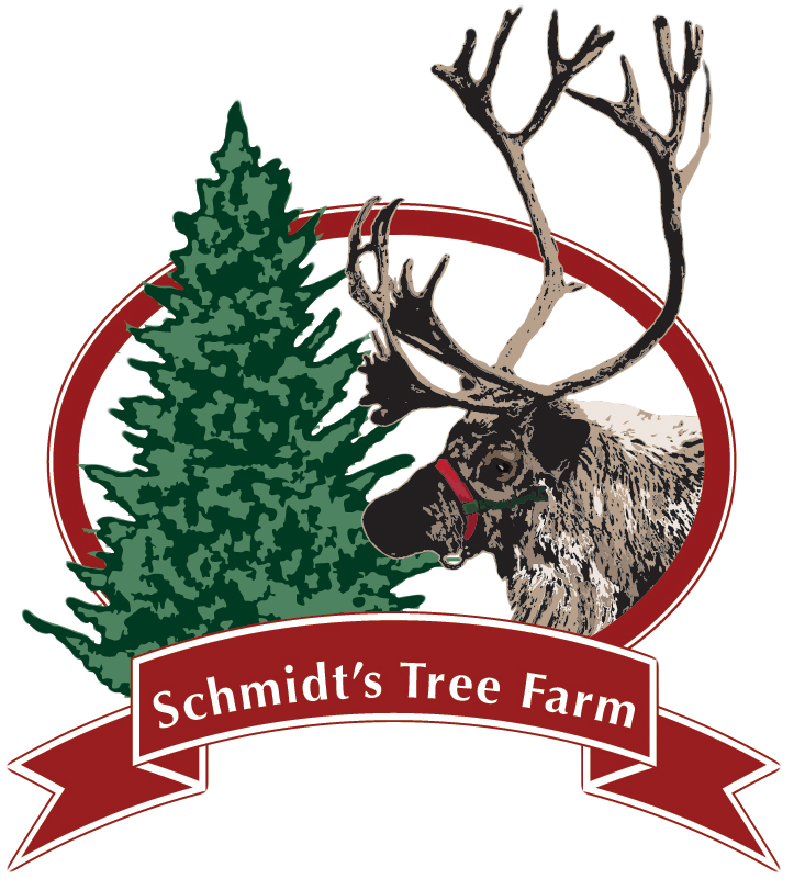 Schmidt's Tree Farm Logo